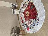 """Безкоштовна доставка! Круглий килим в дитячу """"Мішутка"""" діаметр 200 см, фото 10"""