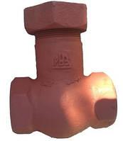 Обратный клапан Э155А на ЭКГ-5( запчасти к экскаватору ЭКГ-5, ЭКГ-4,6 ЭКГ-5А)