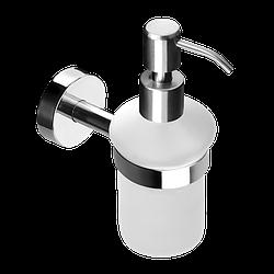 Підвісний диспенсер (дозатор) для рідкого мила SLZD 14, Sanela (Чехія), нержавіюча сталь