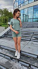 Жіночі шорти - фітнес котон, фото 2