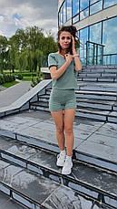 Женские шорты котон, фото 3