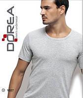 Мужская бельевая футболка с круглым вырезом ТМ Dorea