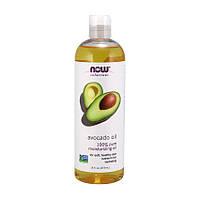 Масло авокадо Now Foods Avocado Oil 473 мл