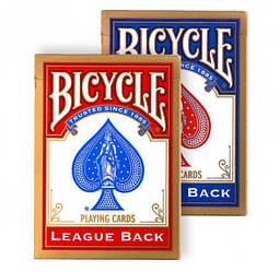 Карты для игры в покер The United States Playing Card Company Bicycle Standard League Back