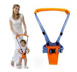 Детские вожжи-ходунки Moon Walk (Лунная походка) Moby Baby