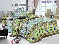 Комплект постельного белья MINECRAFT