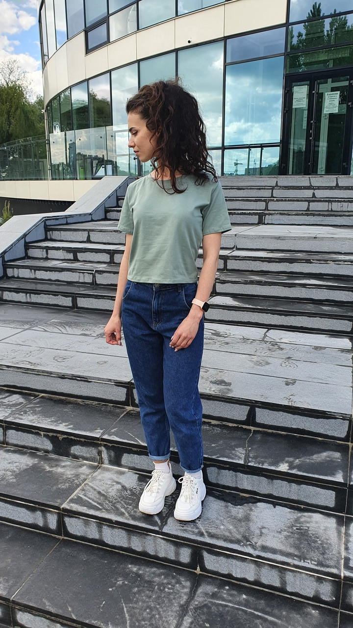 Жіноча футболка Міні