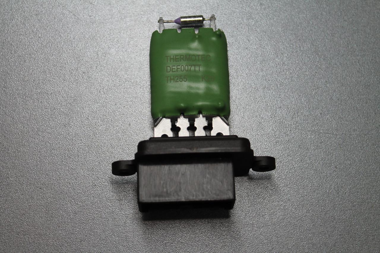 Резистор вентилятора пічки, fiat ducato 06