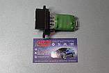 Резистор вентилятора пічки, fiat ducato 06, фото 2