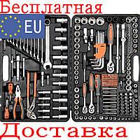Набор инструмента для ремонта авто Sthor 58693