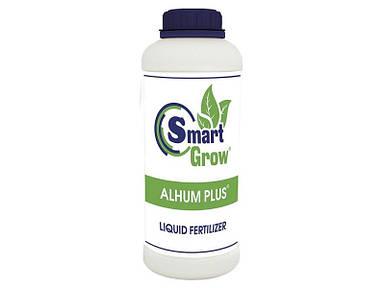 Удобрение SmartGrow Alhum Plus регулятор роста с гуматом калия Смарт Гроу (1 л)
