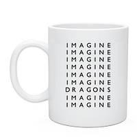 Кружка Imagine Dragons