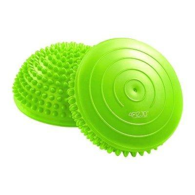 Полусфера массажная балансировочная 4FIZJO Balance Pad 16 см 4FJ0059 Green SKL41-240409
