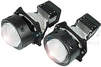 """Светодиодные Bi-LED линзы AMS Z10 LASER """"Aozoom A10"""" 3,0"""" дюйма"""