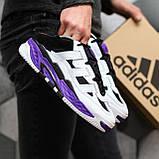 Мужские кроссовки Adidas Niteball / Адидас Найтбол, фото 3