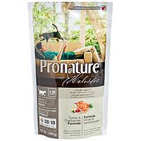 Pronature Holistic Adult Turkey&Cranberries ПРОНАТЮР ХОЛИСТИК З ІНДИЧКОЮ І ЖУРАВЛИНОЮ сухий корм для холистик