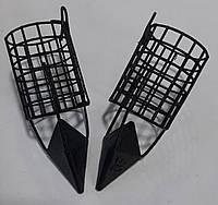 Годівниця сіткова кругла 50г (упак. 10 шт) діам 30 мм