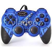 Игровой джойстик X-senze 988 для ПК синий