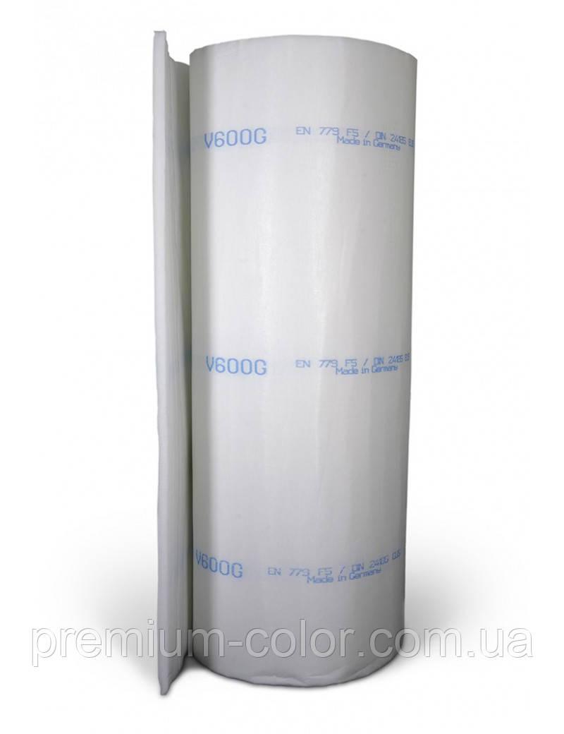 Потолочный фильтр тонкой очистки 1,6м х 20м V600 Volz Filters