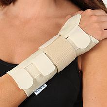 Шина-бандаж для фиксации лучезапястного сустава (левая-правая) - Ersamed SL-19