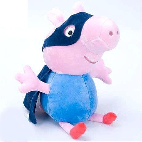 Свинка пепа мягкая игрушка