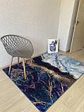 """Бесплатная доставка!Турецкий ковер """"Океан """" 140 на 190 см, фото 3"""
