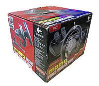 Руль Logitech MOMO Racing Force БУ