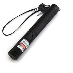 Лазерная указка TY Laser 303 Черная R0089, КОД: 669930
