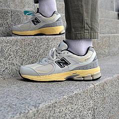 Кроссовки мужские New Balance 2002 thisneverthat Нью Беланс 2002 зисневерзет Реплика