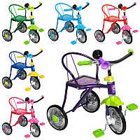 Велосипед 3 колісний LH 701-2, 6 кольорів, фото 1