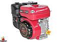 Двигун бензиновий WEIMA WM170F-3 (R) NEW (1800ОБ/ХВ, ШПОНКА, ШЕСТЕРНИЙ РЕДУКТОР, 7 Л. С.), фото 5