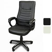Офисное компьютерное кресло Just Sit ZEUS экокожа рабочее для компьютера, офиса, дома, фото 1