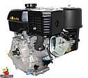 Двигатель бензиновый WEIMA WM177F-T (ВАЛ 25 ММ, ШЛИЦЫ, ДЛЯ WM1100 , 9 Л.С.), фото 4