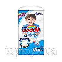 Підгузки трусики Goo.N для хлопчиків розмір XL (843098)