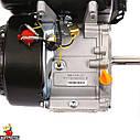 Двигатель бензиновый WEIMA WM170F-Q NEW (HONDA GX210) (ШПОНКА, ВАЛ 19 ММ, 7.0 Л.С., БАК 5 Л), фото 3