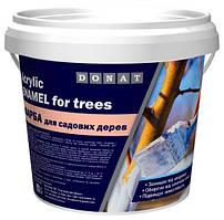 Краска для садовых деревьев Donat