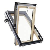 Мансардні вікна Roto Designo R68C H WD AL 54х78