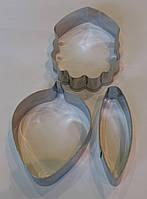 Каттер метал.  Орхидея большая