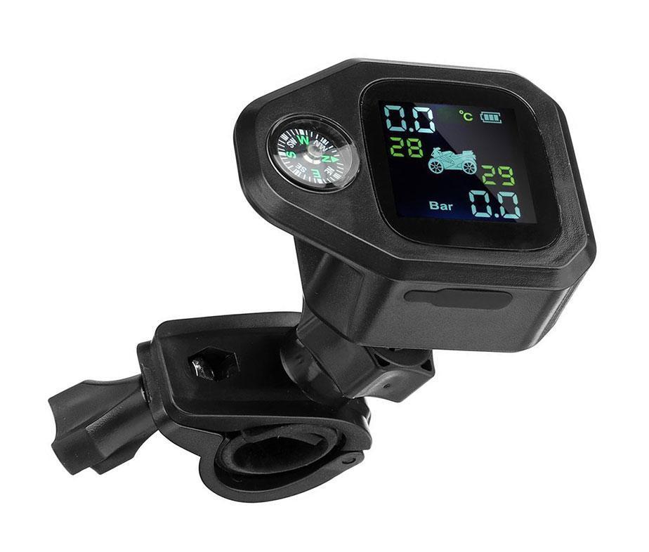 Датчик тиску в колесах з екраном TPMS PW-03