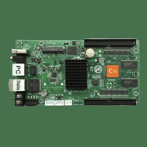 Huidu HD-C35C контролер для led дисплея, світлодіодного рекламного екрану full color