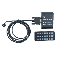 Huidu Sensor box S 108 датчик для повнокольорових контролерів, фото 1