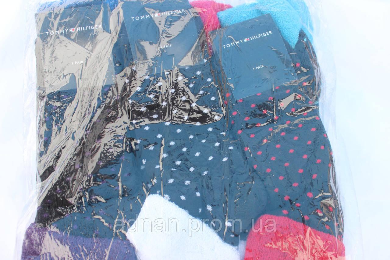 Носки женские, TOMMY HILFIGER, теплые, размер 36-40 / купить женские носки оптом оптом