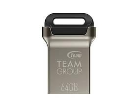 Флеш накопитель USB 3.0 64Gb Team C162 Metal (TC162364GB01)