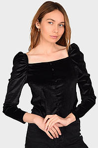 Кофта женская черная AAA 128662P