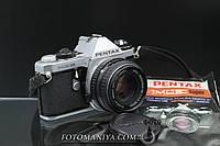 Pentax ME super kit SMC Pentax-M 50mm f1.7, фото 1