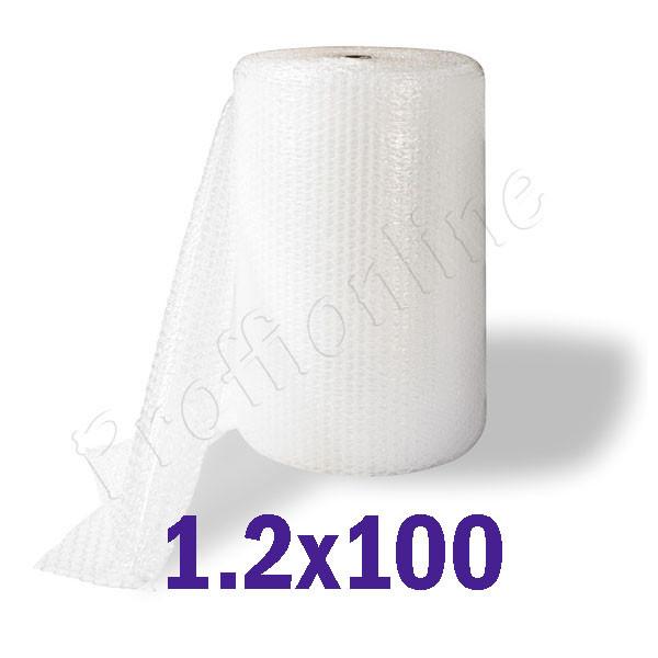 Плівка повітряно - пухирчаста, двошарова 1,2 м х 100м