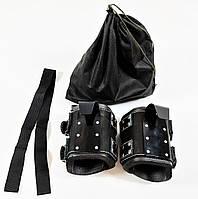 Гравитационные ботинки (инверсионные антигравитационные для турника) тренажер для спины OSPORT Premium