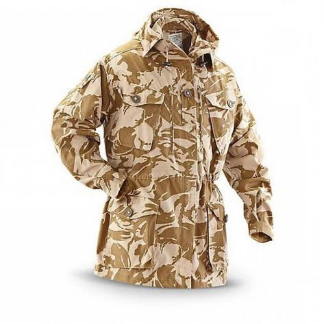 Куртка детская  для мальчиков камуфляж Пустыня Великобритания, фото 2