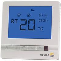 Терморегулятор Veria Control T45 для теплого пола (кнопочный, 13 А, 240 В)