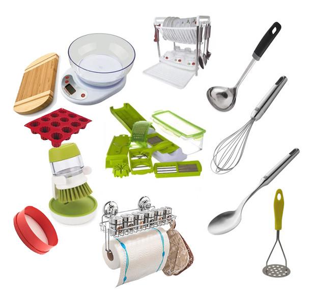 Кухонні аксесуари і приналежності